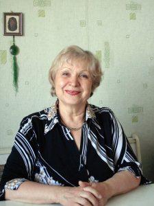 Абакумова Галина Ивановна